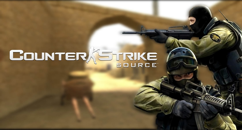 Counter-Strike Source Map Pack